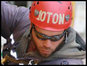 George alpinistu' - Brasov