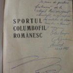 Georgica Popescu - Sportul columbofil romanesc (0)