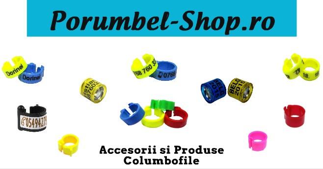 Banner 600 Porumbel Shop Inele
